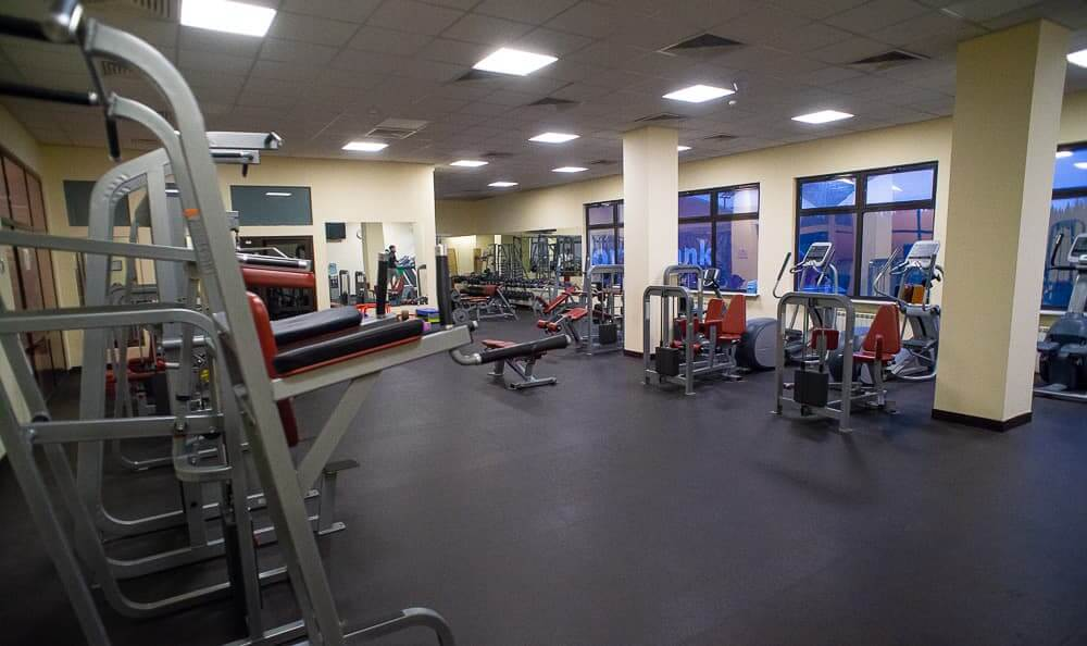 Picture of gym